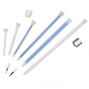 Miscelatori statici per dosatrici resine bicomponenti